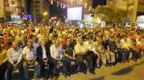 Burhaniye'de Demokrasi Nöbetinde Büyük Coşku