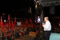 TALAS BELEDIYESI - 'Demokrasi Zaferini Millet Kazandı'