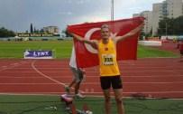 MILLI ATLET - Dünya Şampiyonu Milli Atletlerden  Çeker'e Ziyaret