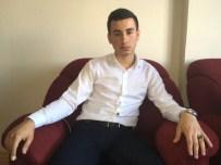 Erdoğan'ın alnından öptüğü genç konuştu
