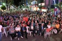 KEMALETTİN AYDIN - Gümüşhane'de Demokrasi Nöbeti 9.Gününde