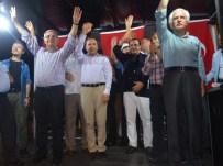MEHMET METİNER - Milletvekili Metiner, Kahta'da Halka Hitap Etti