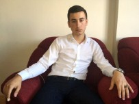 HASAN CEYLAN - Cumhurbaşkanı Erdoğan'ın Alnından Öptüğü Yaralı Genç O Gece Yaşadıklarını Anlattı