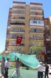 GALİP KILIÇ - Şehidin Baba Ocağına Türk Bayrakları Asıldı