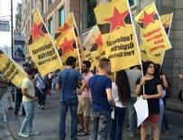 HALKEVLERI - Sivil siyasete diktatörlük diyen Halkevleri de Taksim'de