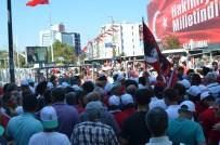 MAHMUT TANAL - Vatandaşlar Taksim'e Akın Ediyor