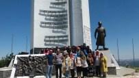 MUSTAFA ÖZDEMIR - 10 Farklı İlden Gelen Lise Öğrencileri Bozüyük'ü Ziyaret Etti