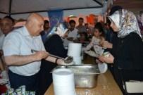 MUSTAFA TALHA GÖNÜLLÜ - Adıyaman Üniversitesi Milli İrade Kahramanlarına Yemek İkramında Bulundu