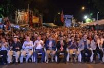 MUSTAFA CAN - Afyonkarahisar'da 'Demokrasi Nöbeti' 10. Gününde De Coşku İçerisinde Tutuldu