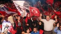 HÜSEYİN SAMANİ - Antalya'da Demokrasi Nöbeti 10. Gününde De Devam Etti