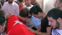 Darbe Girişiminde Yaralanan Ve Bu Sabah Şehit Düşen Sağır Dilsiz Genç Son Yolculuğuna Uğurlandı