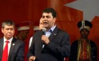 SİBER SALDIRI - Demokrat Parti Genel Başkanı Gültekin Uysal Açıklaması 'Darbeciler Yassı Ada'da Yargılansın'