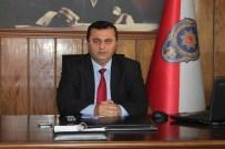 Emniyet Müdürü Mesut Şahin Görevine Başladı
