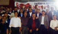 DIRAYET - Gümrük Ve Ticaret Bakan Yardımcısı Çiftci, Erciş'te Demokrasi Nöbetine Katıldı