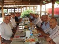 ÇEVRE VE ORMAN BAKANLıĞı - İl Genel Meclisinin Üç Komisyonu Koru Yaylasına Yol Çalışması İçin Çatalzeytin'de Toplandılar