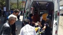 Kahta İlçesinde Trafik Kazası Açıklaması 1 Yaralı
