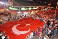 İSMAIL YıLDıRıM - Karamürsel'de Mehteran Eşliğinde Demokrasi Nöbeti
