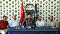 KAYSERI ERCIYESSPOR - Kayseri Erciyesspor'da Başkan Seçilen Ziya Eren Olağanüstü Kongre Kararı Aldı