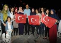 YıLMAZ ZENGIN - Kırşehir'de Demokrasi Nöbetleri Sürüyor