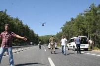 Marmaris'te Yakalanan 7 Suikast Timi Üyesi Muğla'ya Gönderildi