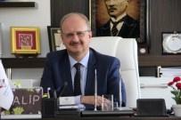 DOĞRU TERCİH - Rektör Prof. Dr. Galip Akhan Açıklaması 'Tercihiniz İKÇÜ Olsun'