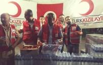 CUNTA - Türk Kızılay'ı 'Demokrasi Nöbeti'ni Sürdürüyor