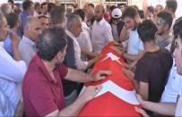 EDIRNEKAPı - Vatana Siper Olan Engelli Gence Gözü Yaşlı Veda