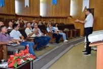 FARUK KELEŞ - 'Zabıtaların Çalışma Usul Ve Esasları' Konulu Eğitim