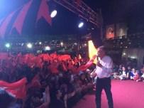 MUSTAFA SAVAŞ - AK Parti'li Savaş; Ülkemizi FETÖ'den Temizleyene Kadar Sokaklardan Ayrılmayacağız'