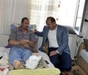 ABDULLAH ÖZER - Akgül, Demokrasiye Sahip Çıkan Mamaklı Gazileri Ziyaret Etti