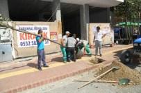 Ali Çetinkaya Caddesi Renkleniyor