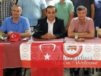 SERDAR KıLıÇ - Amerika Türk Toplulukları Birliği'nden Darbeye Karşı Bildiri