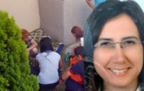 İSTANBUL YOLU - Araştırma Görevlisi Genç Kız 12. Kattan Atladı