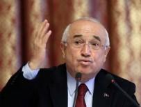 CEMİL ÇİÇEK - Cemil Çiçek: ABD Fethullah Gülen'i üçüncü bir ülkeye gönderebilir