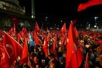 YAVUZ BAHADıROĞLU - 'Cumhurbaşkanı 'Tamam' Diyene Kadar Nöbete Devam'