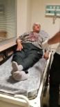 DEMOKRASİ PARKI - Dokuztaş Oyunu Yüzünden Yaşlılar Bir Birine Girdi Açıklaması 1 Yaralı