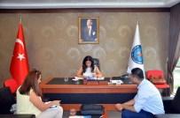 Girişimciler İTSO'da Mülakata Tabi Tutuldu