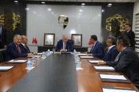 EMIN AVCı - Hayırsever İşadamı Salih Onaran İle Ek Okul Katı Protokolü İmzalandı