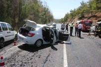Kuşadası'nda Motosiklet Kazası, 1 Ölü