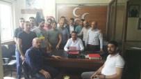 DUMLU - MHP Yakutiye İlçe Teşkilatı Görevden Alındı