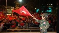 BENNUR KARABURUN - Milletvekili Karaburun Açıklaması 'Ne Kadar Büyük Bir Millet Olduğumuzu Bütün Dünyaya Gösterdik'
