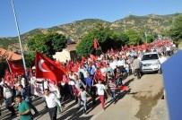 MEHMET KıLıÇ - Mutki'de Demokrasi Yürüyüşü Düzenlendi