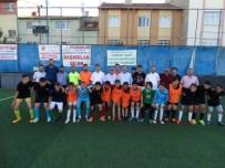 BURHAN ÇAKıR - Odunpazarı İlçe Müftülüğü Yaz Kur'an Kursları Öğrenciler Arası Halı Saha Futbol Turnuvası Başladı