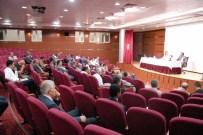 SAĞLIK SEKTÖRÜ - Şanlıurfa'da İl Koordinasyon Toplantısı Yapıldı