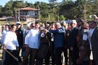 BİLEK GÜREŞİ - TKÜUGD Yönetimi, Türk Dünyası Spor Oyunları Şöleni'ne Katıldı