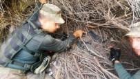 Yakalanan Darbecilerin Silahları Da Ele Geçirildi