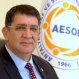 HACİZ İŞLEMİ - AESOB Başkanı Dere'den Yapılandırma Uyarısı