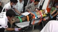 HAYVAN BAKICISI - Afgan Hayvan Bakıcıları Arasında Kavga Açıklaması Bir Yaralı