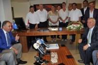 TUNCAY ÖZKAN - AK Parti Ve CHP'li Başkanlar Arasında İlginç FETÖ Diyaloğu
