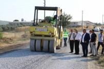 HALIL MEMIŞ - Akhisar'da 40 Mahalleyi Sevindiren Çalışma